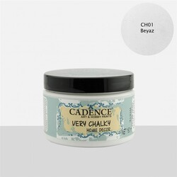 Cadence - CH01 Beyaz - 150ML Very Chalky Home Decor