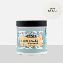 Cadence - CH02 Pak Beyaz - 500ML Very Chalky Home Decor