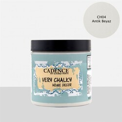 Cadence - CH04 Antik Beyaz - 500ML Very Chalky Home Decor