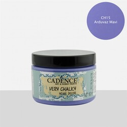 Cadence - CH15 Arduvaz Mavi - 150ML Very Chalky Home Decor