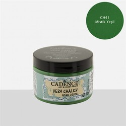 Cadence - CH41 Mistik Yeşil - 150ML Very Chalky Home Decor
